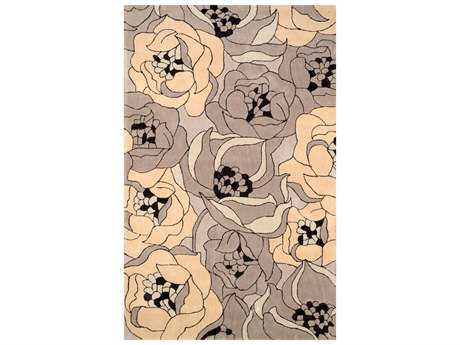 nuLOOM Cine Transitional Hand Made Synthetic Floral/Botanical 5' x 8' Area Rug - ACR217B-508