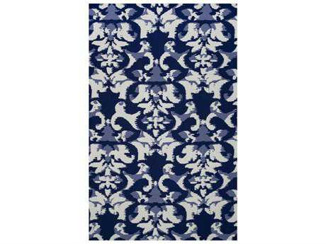 nuLOOM Outdoor Transitional Hand Made Synthetic Floral/Botanical 5' x 8' Area Rug - AWVE14A-508