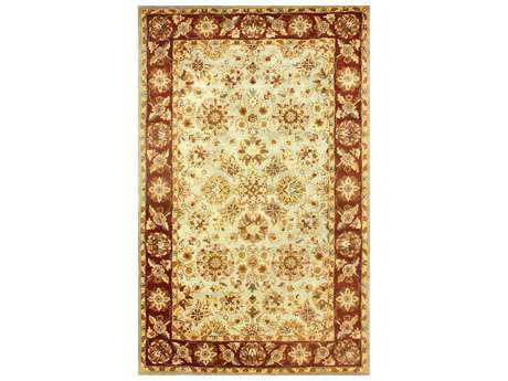 nuLOOM Legacy Traditional Red Hand Made Wool Southwestern 5' x 8' Area Rug - ESLE1C-508