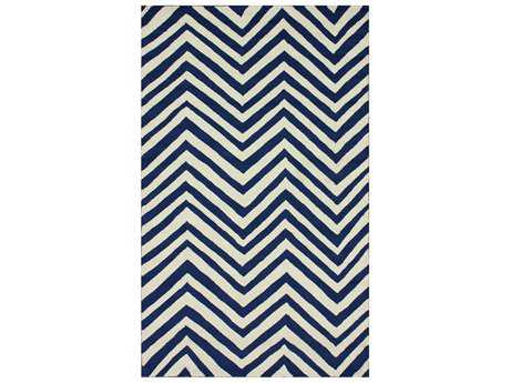 nuLOOM Cora Modern Hand Made Synthetic Chevron 9' x 12' Area Rug - HJAIR11A-9012