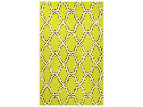 nuLOOM Heritage Modern Yellow Hand Made Wool Moroccan 5' x 8' Area Rug - HJHK27F-508