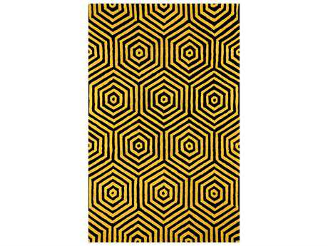 nuLOOM Europe Modern Hand Made Wool Geometric 5' x 8' Area Rug - JEEU05C-508