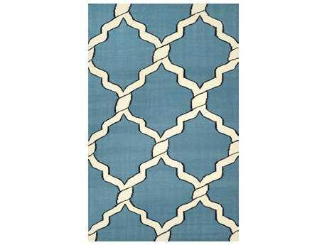 nuLOOM Varanas Transitional Flatweave Wool Moroccan 5' x 8' Area Rug - MTVS119B-508