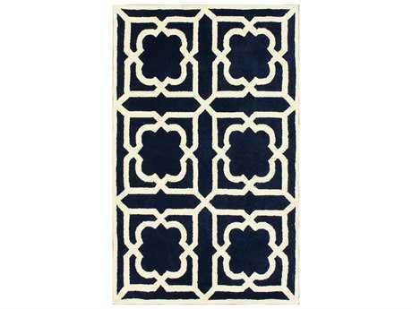 nuLOOM Varanas Transitional Hand Made Wool Geometric 5' x 8' Area Rug - MTVS14B-508