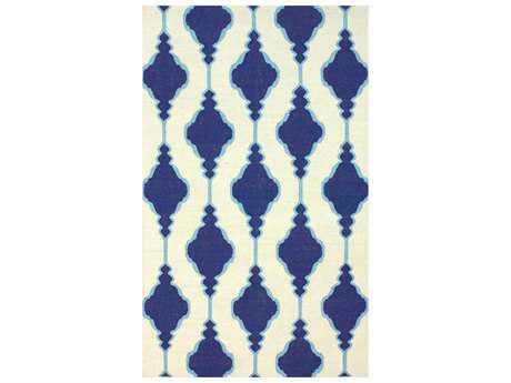 nuLOOM Varanas Transitional Flatweave Wool Geometric 5' x 8' Area Rug - MTVS68B-508