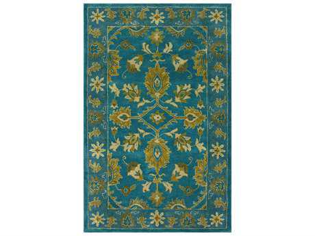 nuLOOM Venice Traditional Hand Made Wool 5' x 8' Area Rug - SPRE8C-508
