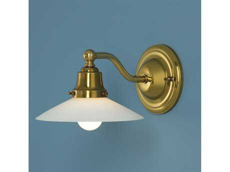 Norwell Nelly Vanity Light Aged Brass - 5160-AG-MO