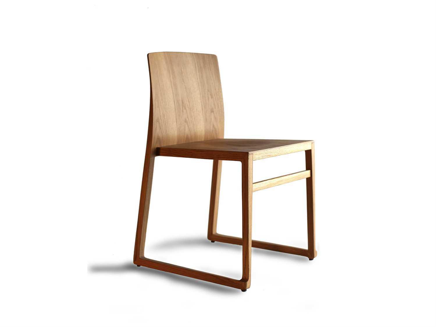 osidea hanna sled dining chair hsc