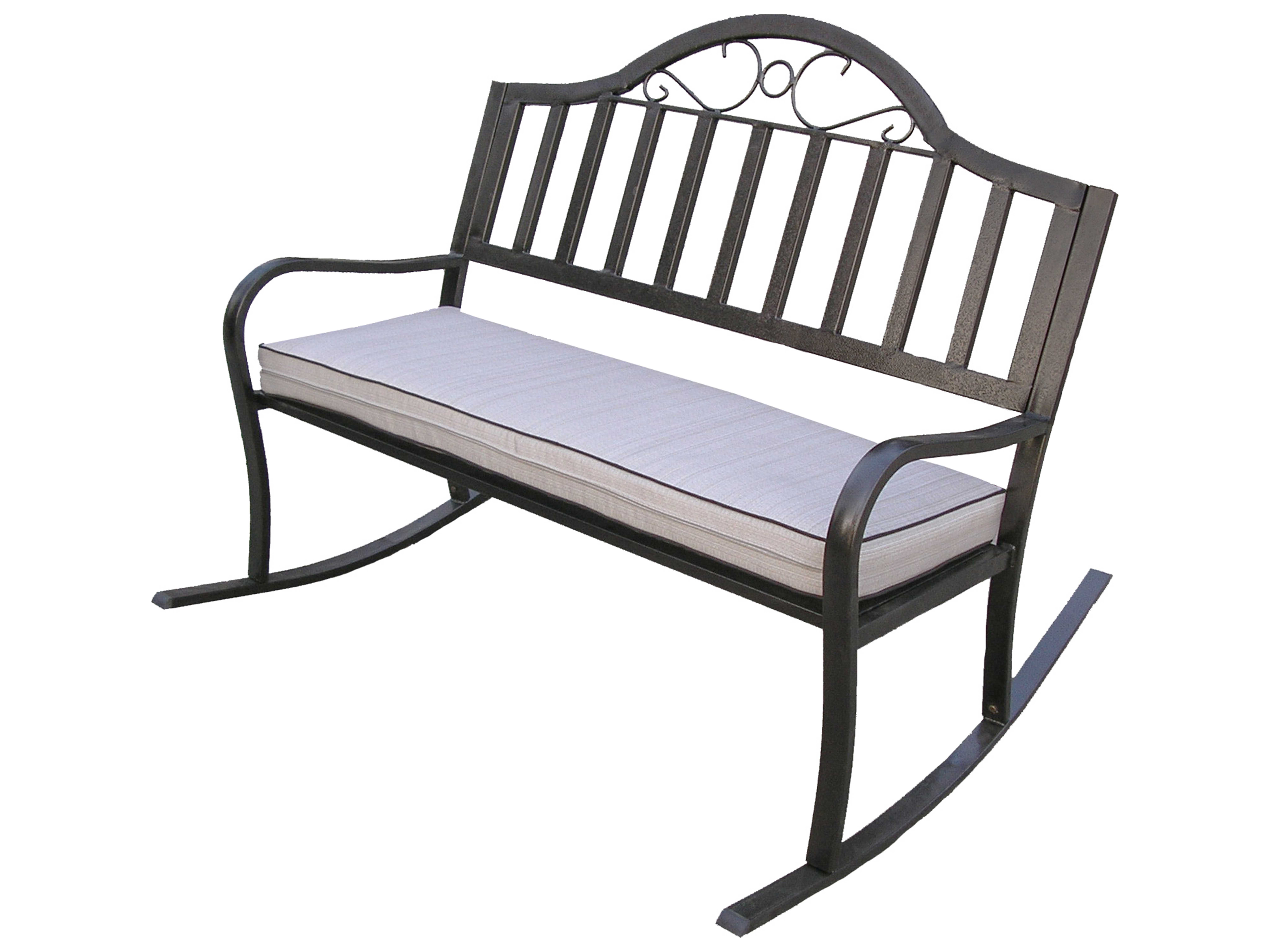 Iron Rocking Bench 28 Images Best Choice Products Patio Iron Double Rocker Bench Porch