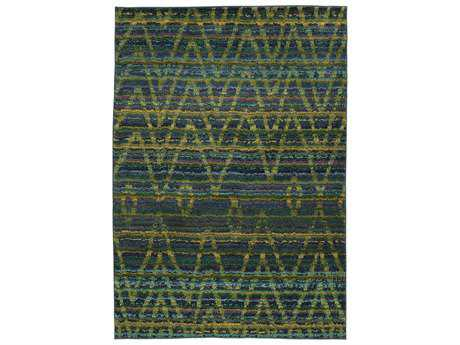 Oriental Weavers Nomad Modern Machine Made Synthetic Abstract 4' X 5'9