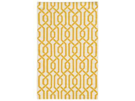 Oriental Weavers Pantone Universe Matrix Modern Beige Hand Made Wool Geometric 3'6