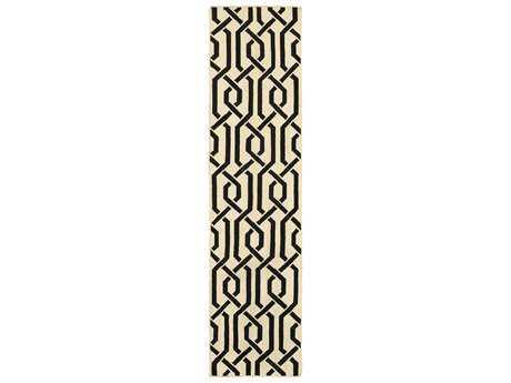 Oriental Weavers Pantone Universe Matrix Modern Beige Hand Made Wool Geometric Area Rug- 4260Q-RUN
