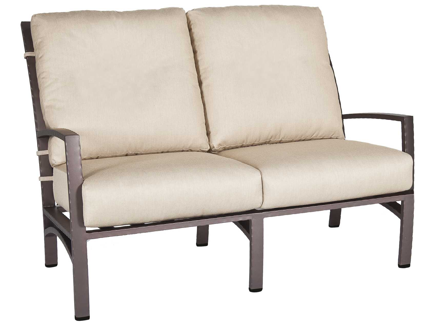 Ow Lee Sol Wrought Iron Loveseat 48115 2s