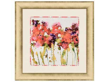 Paragon Barnes Dandy Flowers I Painting