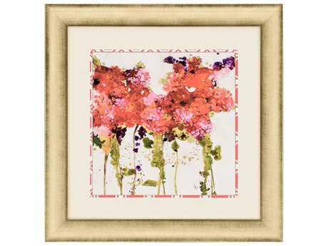 Paragon Barnes Dandy Flowers II Painting
