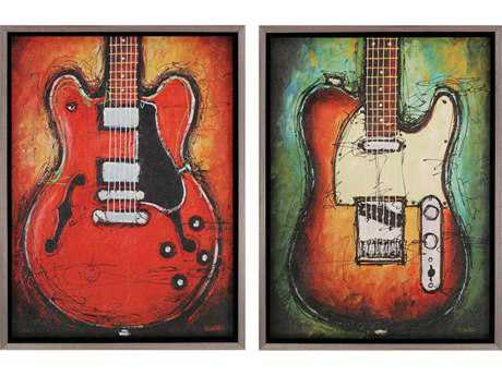 Paragon Langton Blues/Country Painting (Two-Piece Set)