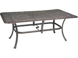 Castelle Sienna Cast Aluminum 72 x 40 Rectangular Dining Table Ready To  Assemble List Price 1 986 00 FREE SHIPPING  1 588 80Castelle Sienna Tables Collection. Sienna Collection Black Counter Dining Table. Home Design Ideas