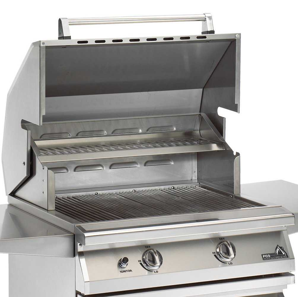 Pgs Grills Legacy Newport Gourmet 30 Natural Gas Bbq
