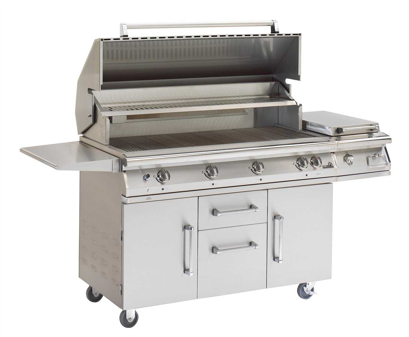 Built In Natural Gas Bbq Grills
