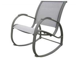 Panama Jack Newport Beach Aluminum Rocking Chair