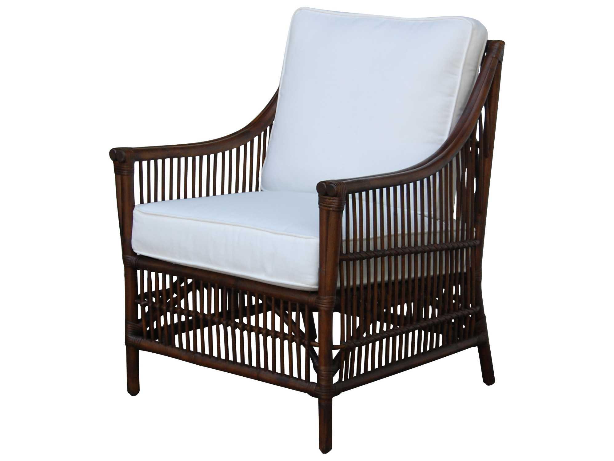 Panama Jack Bora Bora Wicker Lounge Chair