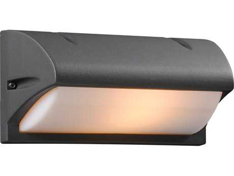 PLC Lighting Amberes Bronze Fluorescent-GU24 Outdoor Wall Light (Sold in 2)