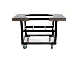 Primo Cart with Basket w/SS Side Shelves Oval JR 200