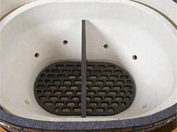 Primo Firebox Divider Oval LG 300