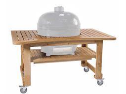 Primo Teak Table Oval XL 400