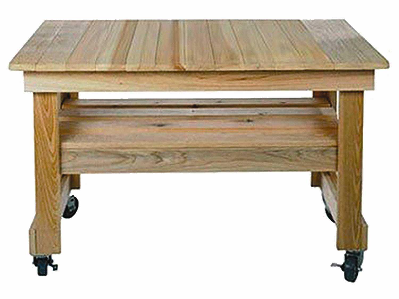 Primo Cypress Prep Table 607