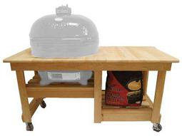 Primo Cypress Wood Counter Top Table Oval JR 200