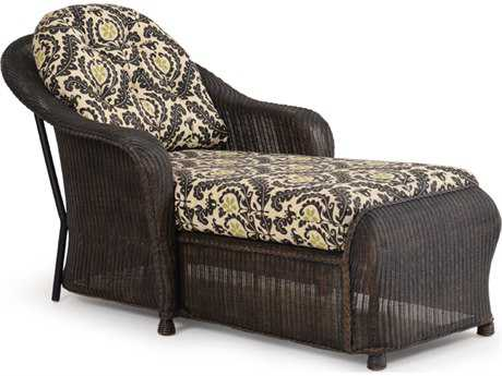 palm springs rattan 8000 series chaise lounge w cushion 909. Black Bedroom Furniture Sets. Home Design Ideas