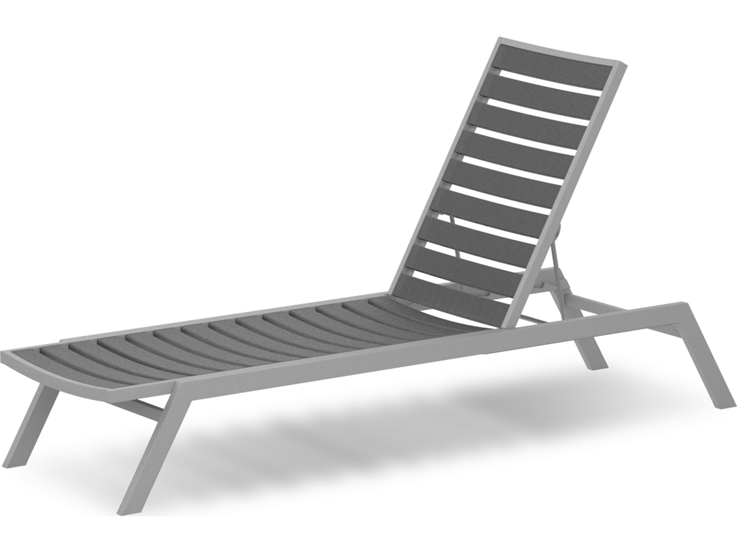 polywood euro recycled plastic chaise lounge ac1