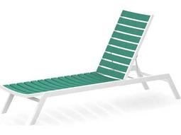 Pool Recycled Plastic Chaise Lounges