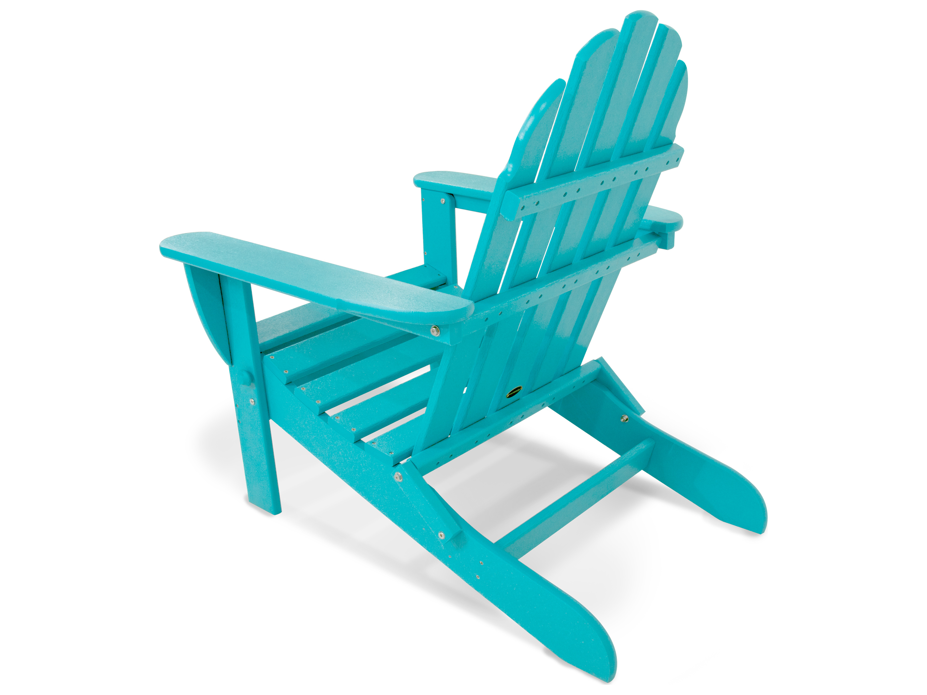 POLYWOOD Classic Adirondack Recycled Plastic Chair