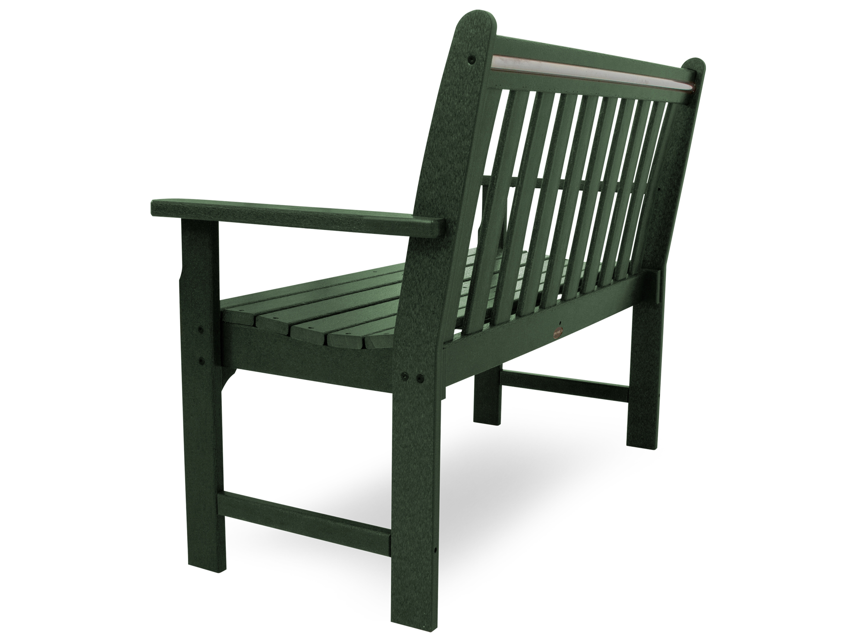 Polywood Vineyard Recycled Plastic Bench Gnb48