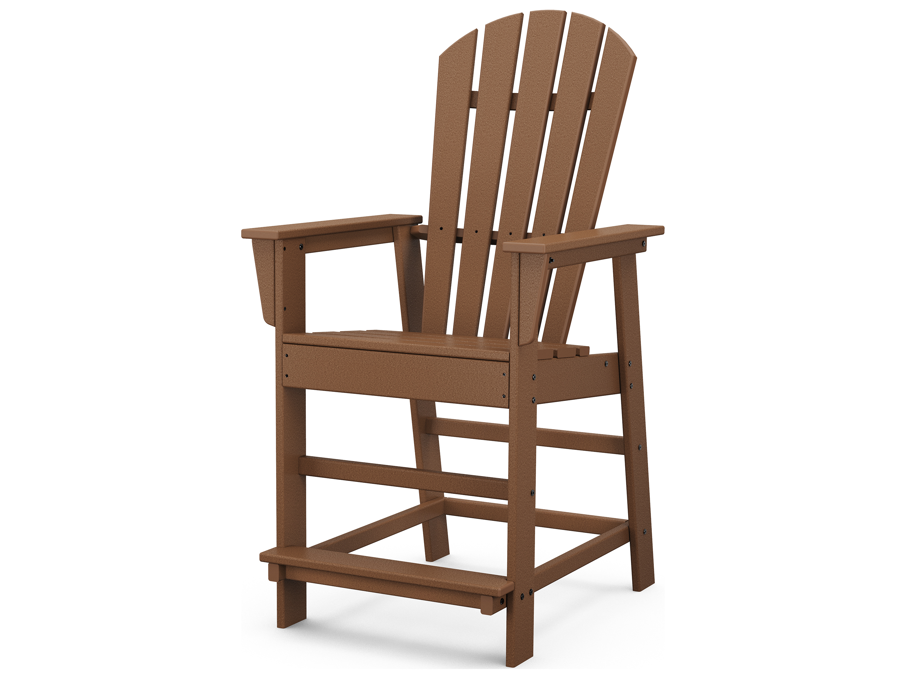 Polywood South Beach Recycled Plastic Counter Chair Sbd24