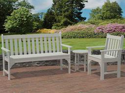 POLYWOOD® Vineyard Recycled Plastic Lounge Set