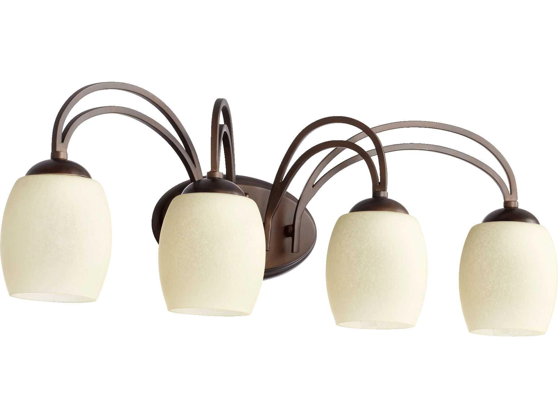 Quorum international willingham oiled bronze four lights for International decor wall lights