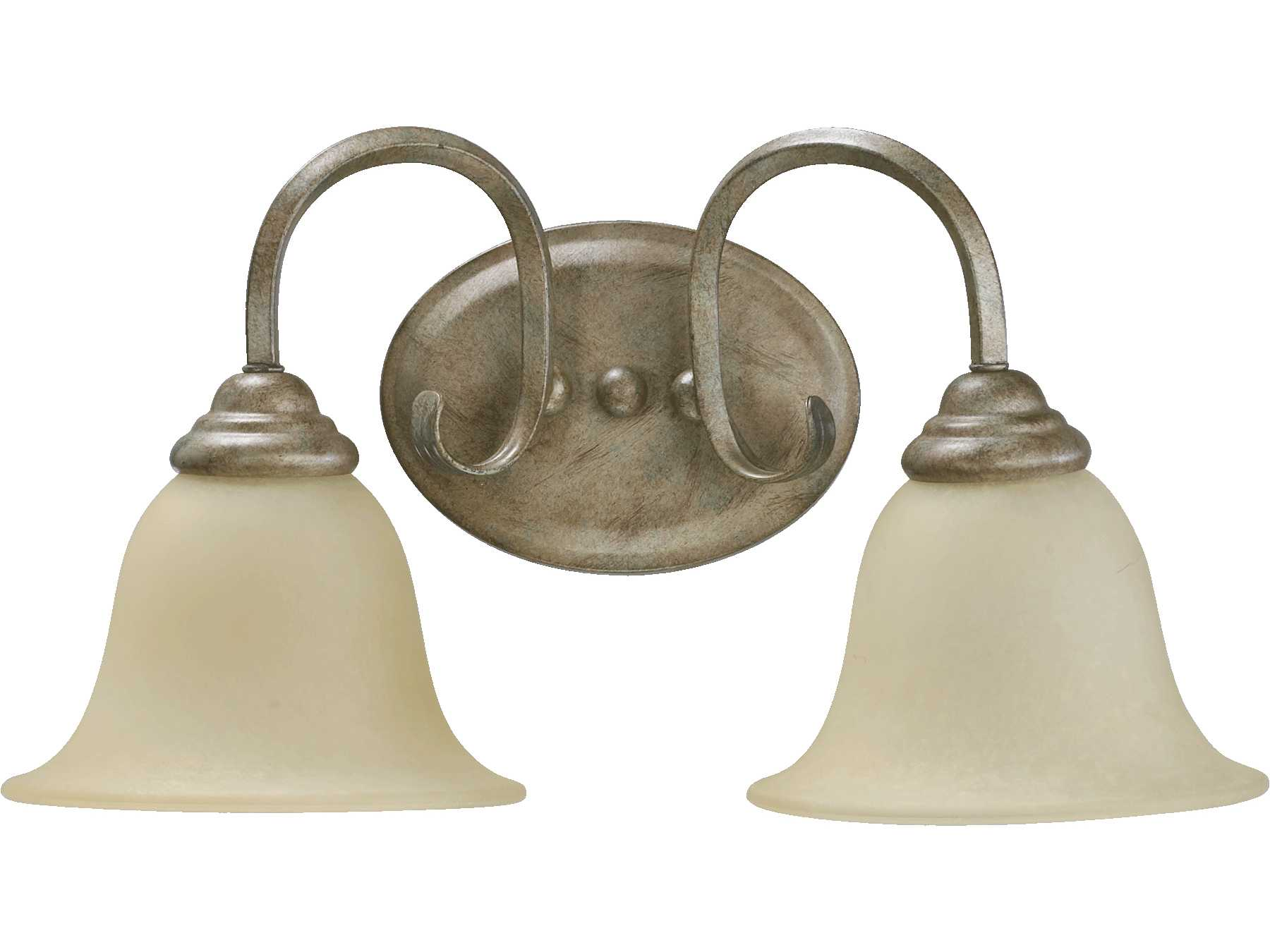 Quorum international spencer mystic silver two lights for International decor wall lights