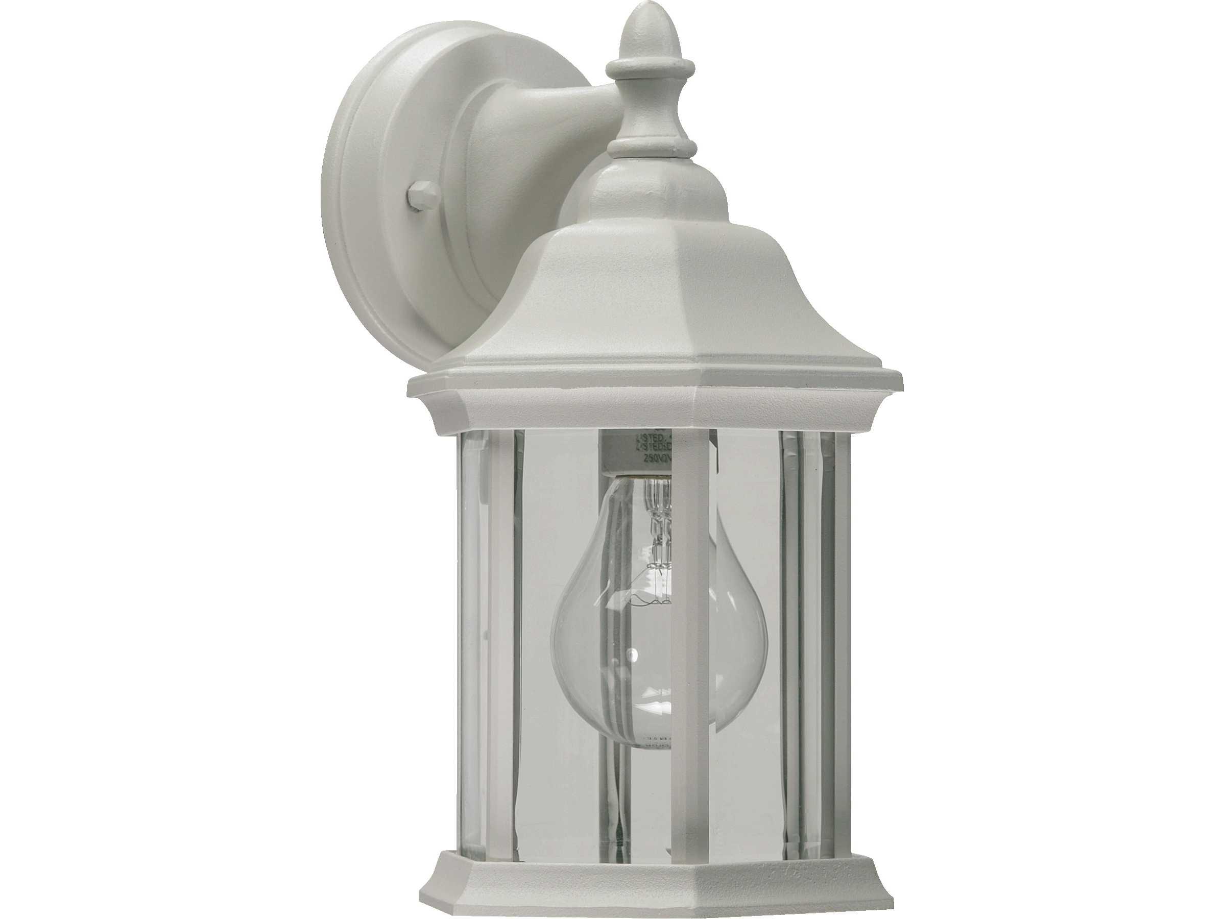 Quorum international white outdoor wall lantern 787 6 for International decor wall lights