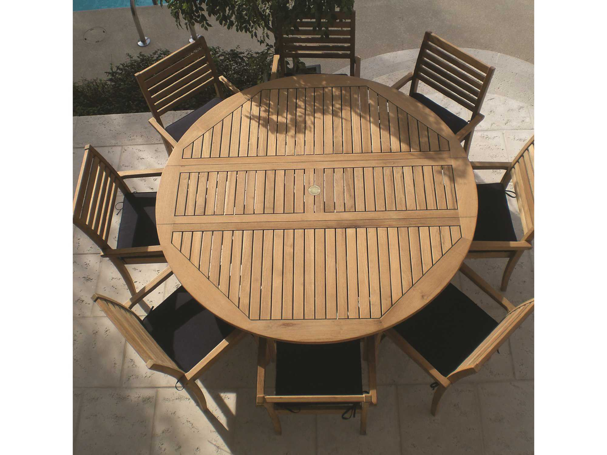 Royal Teak Collection Furniture at PatioLiving