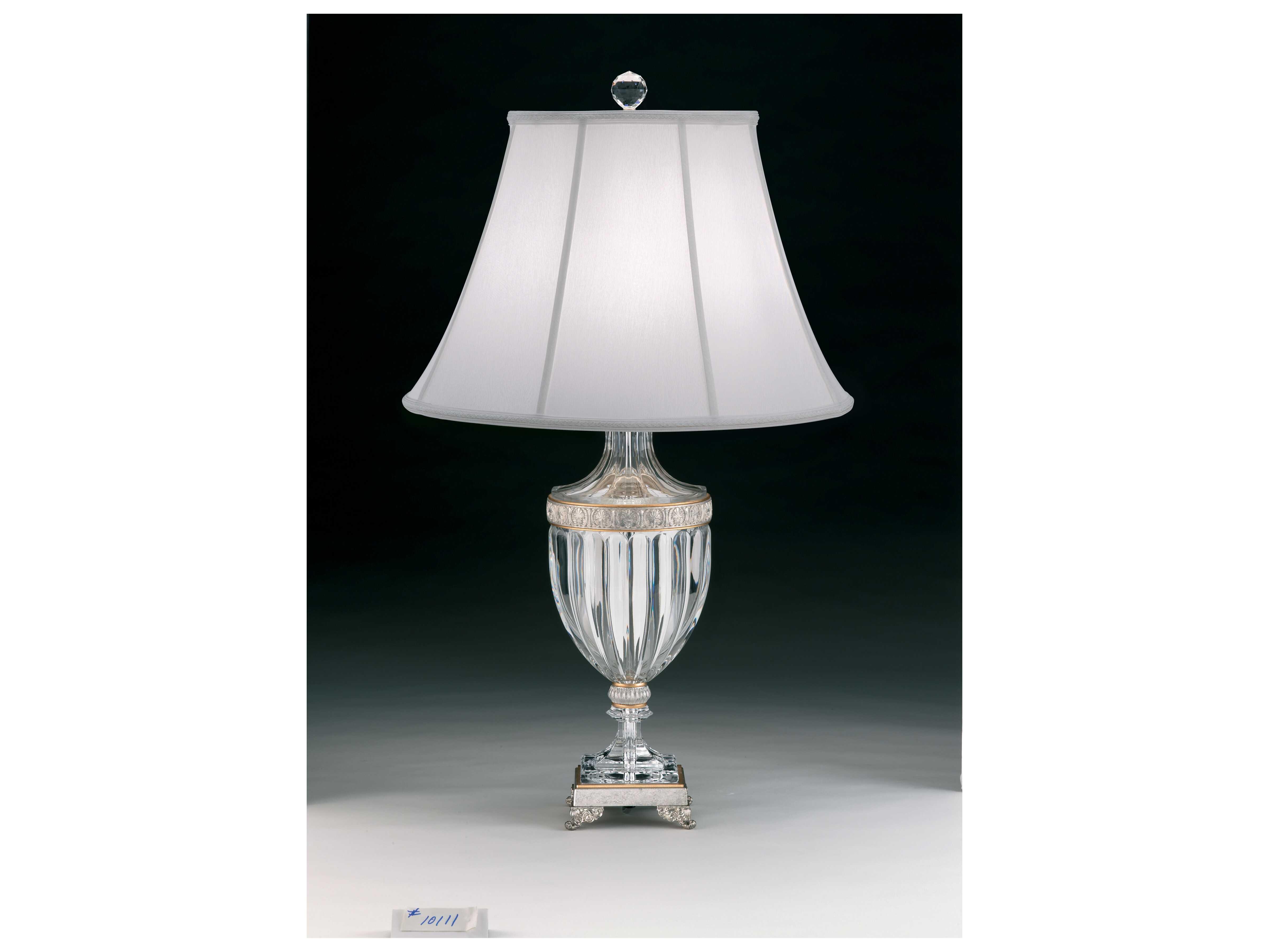 Schonbek Dynasty Table Lamp 20110