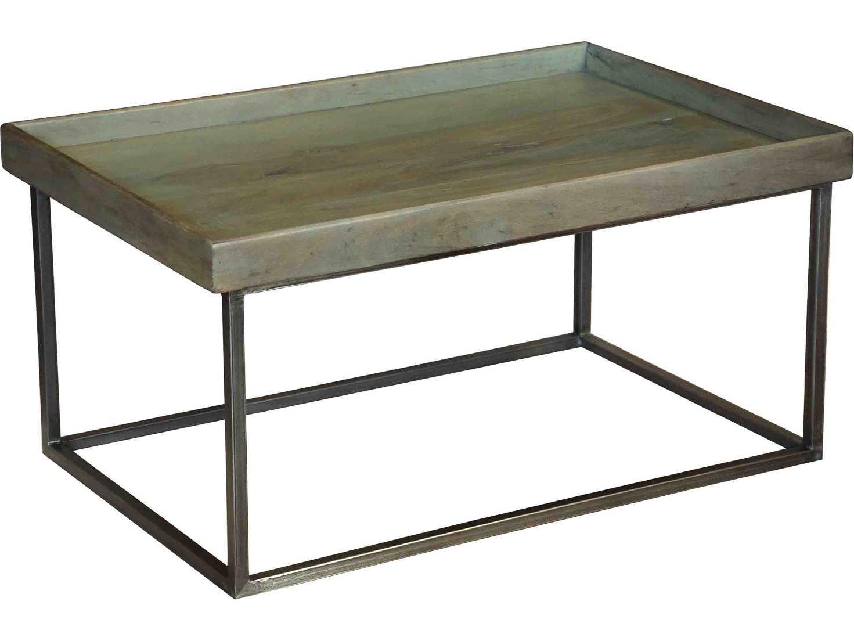 Sarreid 36 X 24 Rectangular Tray Coffee Table 27644