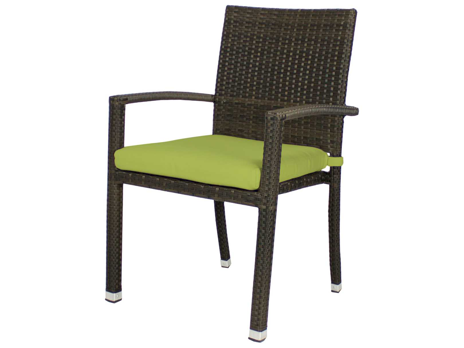 Source Outdoor Furniture Zen Wicker Dining Arm Chair