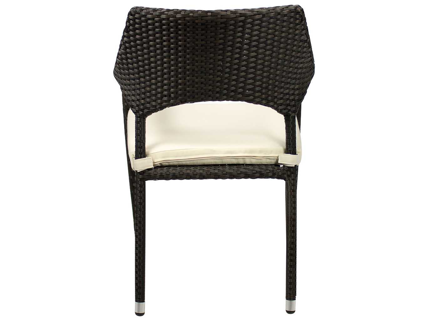 Source Outdoor Furniture Tuscanna Wicker Bistro Chair