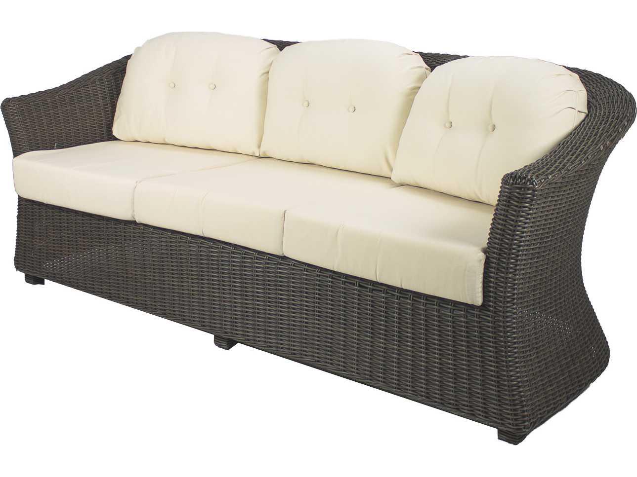 Source outdoor furniture wellington wicker lounge set for Outdoor furniture wellington