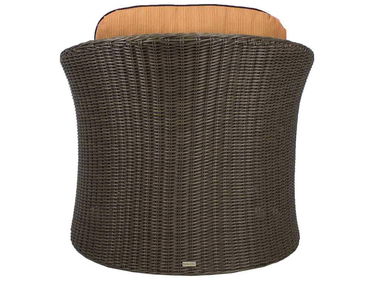 Source outdoor furniture wellington wicker swivel chair for Outdoor furniture wellington