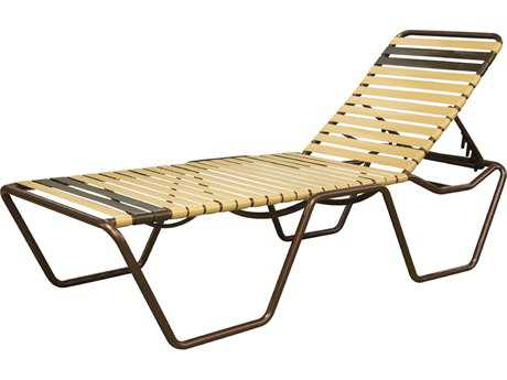 Source Outdoor Furniture Berkley Aluminum Chaise Strap