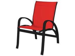 Source Outdoor Furniture Daytona Aluminum Dining Arm Chair